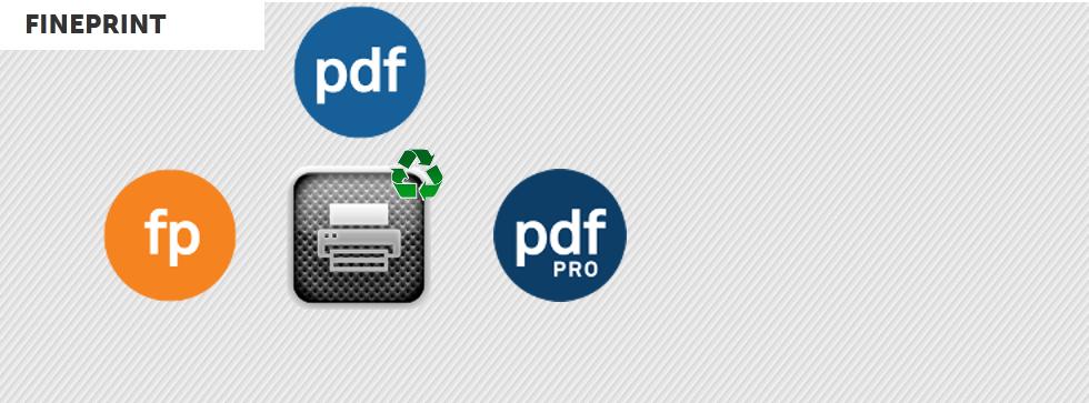 Fineprint pdf